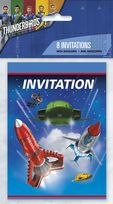 Thunderbirds Are Go Invitations (8)